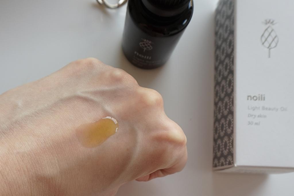 Noili Light Beauty Oil pletovy olej recenzia