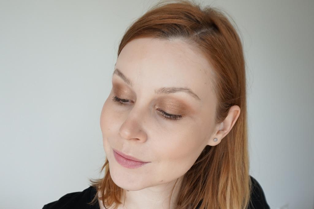 RMS Beauty Sensual Skin Trio madeira bronzer grande dame demure blush swatches review recenzia