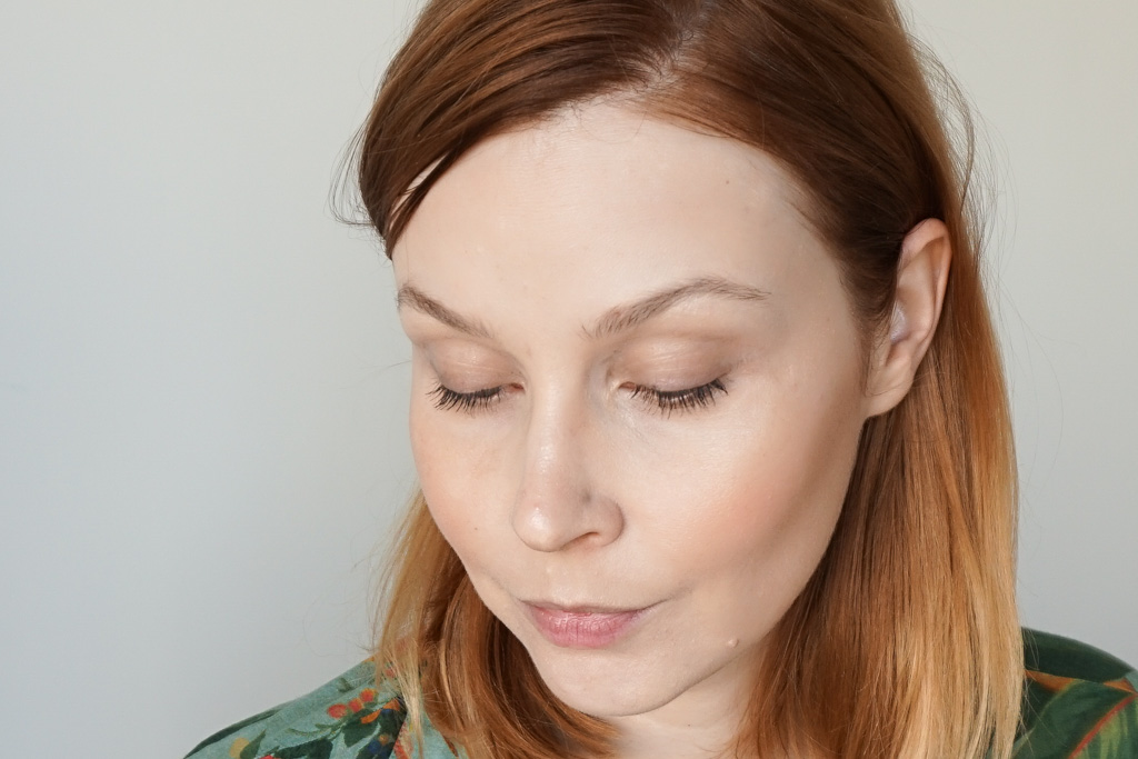 Sensai Mascara 38°C - Separating & Lengthening Mascara review recenzia