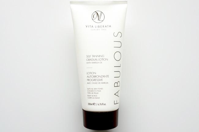 Vita Liberata Fabulous Self Tanning Gradual Lotion review recenzia
