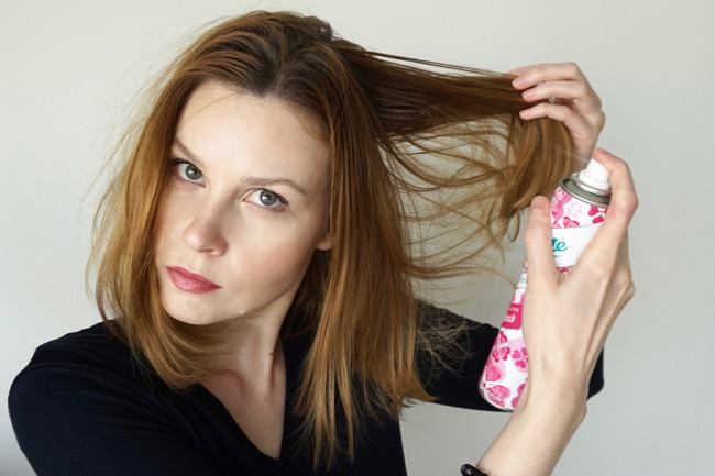 Colab Dry Shampoo suchý šampón recenzia